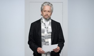 "Michael Douglas Talks Acting & Comedy in Canali's ""200 Steps"""