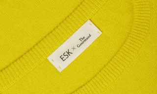 ESK for The Gourmand Cashmere Sweater Collection