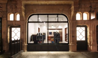 Inside the New E.Tautz Flagship Store in London's Mayfair