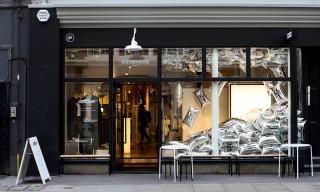 Selectism Q&A   Kazuki Kuraishi, Goodhood & A.FOUR on the Heather Grey Wall London Pop-Up