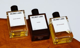 Helmut Lang Relaunch Their Signature Fragrances