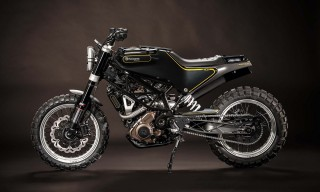 Sweden's Husqvarna Unveil their 401 Concept Motorcycles for 2015