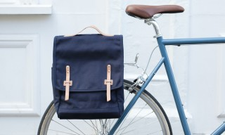 Makr Design a Range of Bicycle Bags for tokyobike