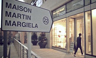 Maison Martin Margiela Head to Milan for the Launch of their Accessories Store