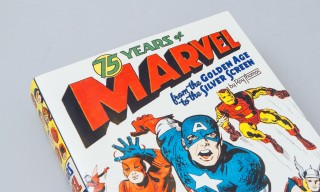 Inside Taschen's Massive 17-Pound Monograph for Marvel Comics