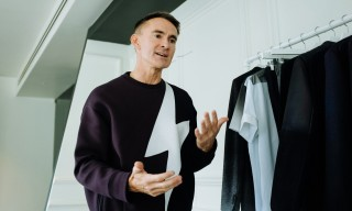 Neil Barrett Walks Us Through His Exclusive Collection for MR PORTER