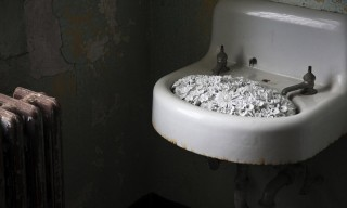 Ai Weiwei Transforms a Bathroom in Alcatraz Prison's Medical Wing