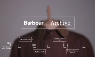 Barbour Celebrate 120 Years with Anniversary Video Series