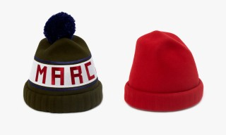 Marc Jacobs Hard Rabbit Felt Beanies by Yestadt Millinery
