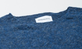 Norse Projects Re-Release their Sam Scottish Sweater