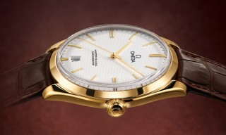 Omega Update The 1940s De Ville Tresor Timepiece