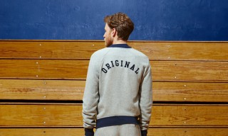 "Original Penguin Holiday 2014 ""Vintage Gym"" Collection – 1950s Prep"