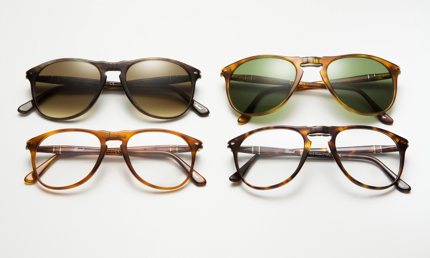 Persol Icons Sunglasses Collection 2014