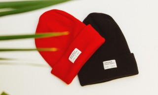 Ace Hotel Debut Merino/Cashmere Beanies Made in Italy