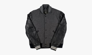 Dehen Create Classic Varsity Jacket for Self Edge in 2 Colors