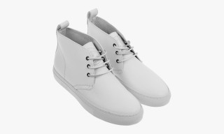 Del Toro Pebble Grain Leather Chukka for Snarkitecture & Alchemist