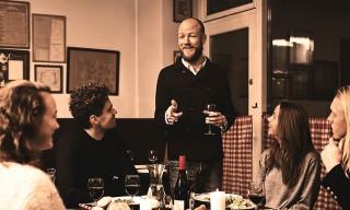 "GOODS Store of Copenhagen Winter Editorial – ""Dinner at David's"""