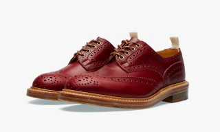 Tricker's Release New Boots, Brogues & Derbies through END.