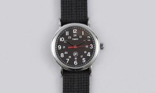 Goodhood Get Their Own Timex Weekender Watch