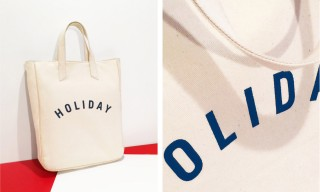 Holiday Magazine Introduce Branded Tote Bags by laContrie