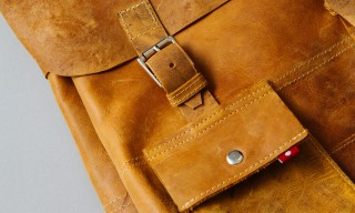 In The Mail | Leather Accessories from Octovo, Oliberté & More