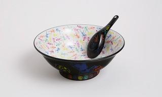 The Japan Design Committee Opens a Designer Ramen Bowl Exhibit