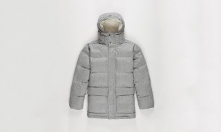 Norse Projects Loro Piana Down Jackets