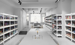 "Stockholm's Pen Store Designed by ""Form Us With Love"""