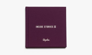 "Rapha Release ""Inside Stories 2"" Collector's Book"