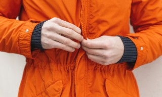 SOTO Store & Aspesi Create the Versatile Lambrettone Jacket
