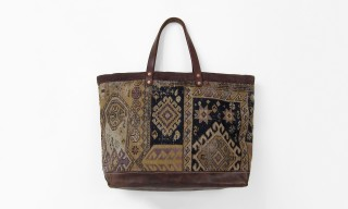 Stanley & Sons Produce Carpet Bags with King Kennedy Rugs