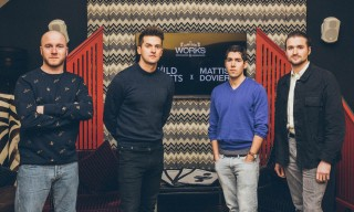 The Jameson Works: Wild Beasts x Mattis Dovier GIF-Novel London Event Recap