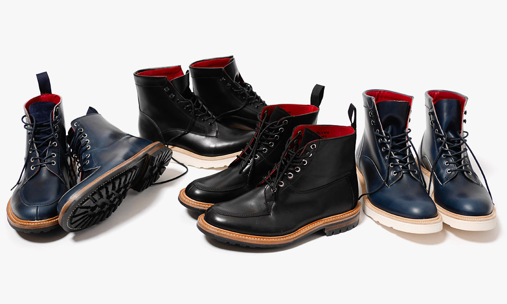 Tricker's for Haven Holiday 2014 Capsule Boots