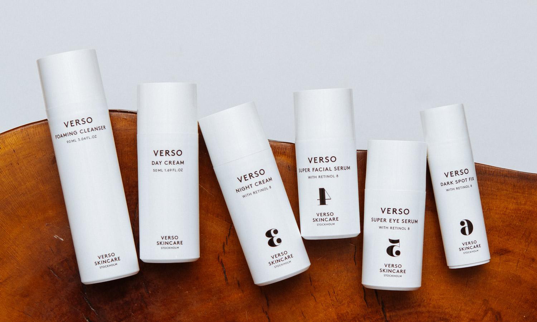 Review | Stockholm's Verso Skincare 2014