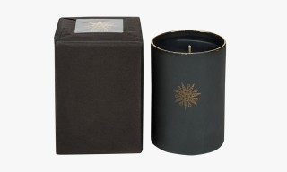 Joya Studio for Barneys BAZ DAZZLED Gold-Painted Candle