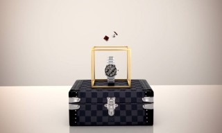 Louis Vuitton Borrow Frank Sinatra's Voice for Holiday 2014