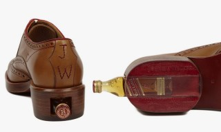 Oliver Sweeney for Johnnie Walker Booze Brogue
