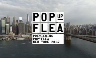 See the Faces Behind this Weekend's Pop Up Flea in New York