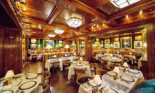 "Inside Ralph Lauren's New ""Polo Bar"" Restaurant in New York"