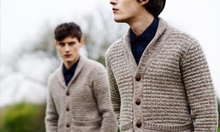 Corduroy & Wool – Richard James' Second Capsule for MR PORTER