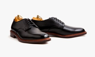 First Look at Alden's New Alpine Dover Blucher for Leffot (+More)