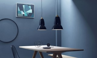 Anglepoise Launch an Updated 1227 Brass Lamp Collection