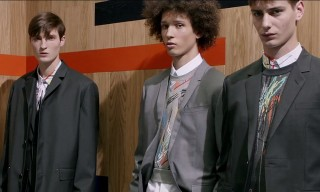See the Dior Homme Spring/Summer 2015 Film by Willy Vanderperre