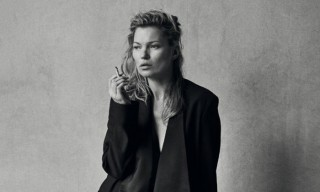 See Un-Retouched Photographs of Kate Moss for Vogue Italia