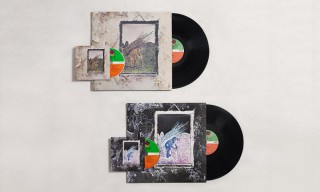 Led Zeppelin's Albums Re-Mastered in 180-gram Vinyl