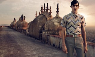 See the Intercontinental Louis Vuitton Campaign for Spring 2015