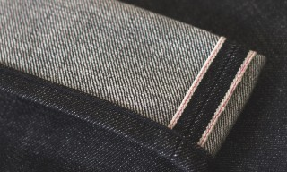 Small-Batch Black Selvedge Denim from Noble