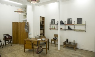 Inside OFR. Boutique Paris Offering Vintage Furniture & Design