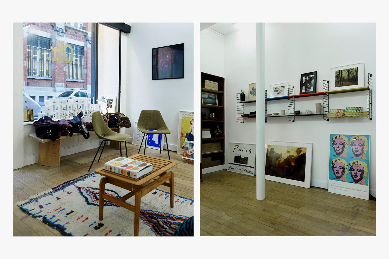 inside ofr boutique paris selectism. Black Bedroom Furniture Sets. Home Design Ideas