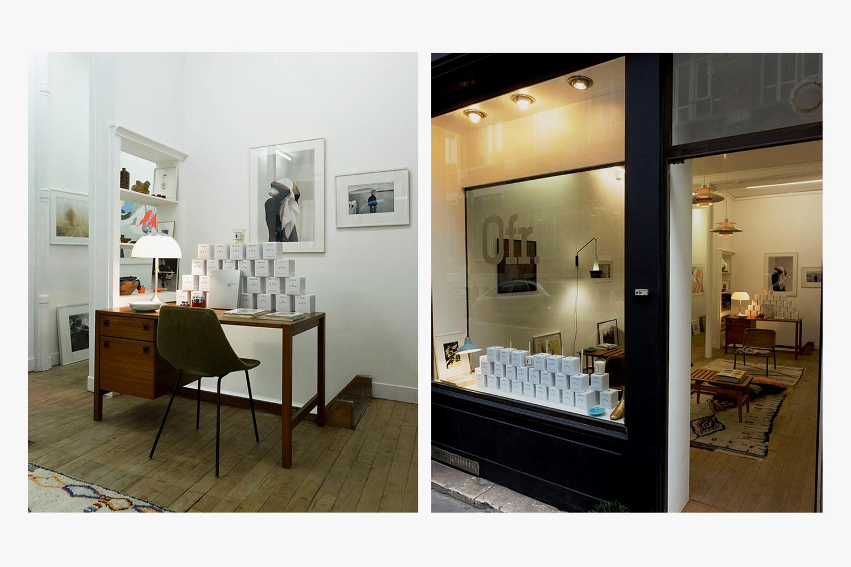Inside ofr boutique paris selectism - Boutique meuble vintage paris ...